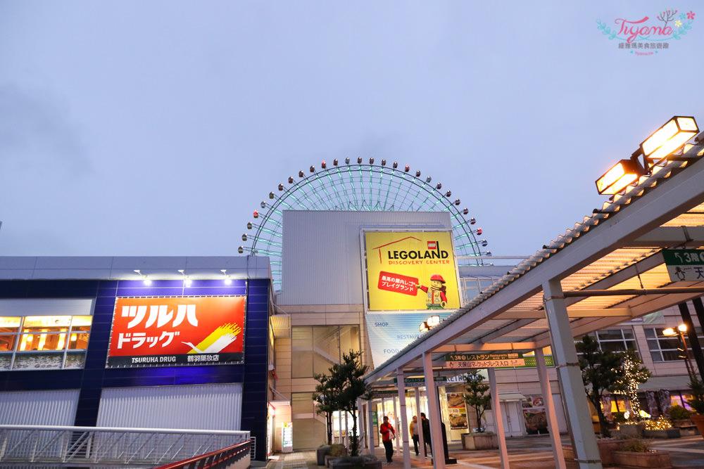 大阪周遊卡景點|天保山大摩天輪:全球最大級的摩天輪 @緹雅瑪 美食旅遊趣