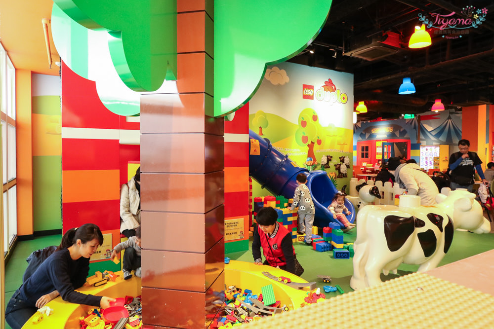 大阪周遊卡景點|大阪樂高樂園 LEGOLAND® Discovery Center Osaka @緹雅瑪 美食旅遊趣