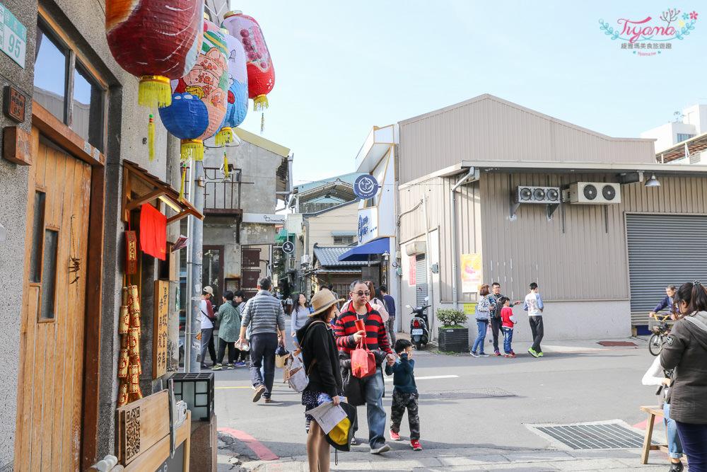 台南神農街美食|無聊郎:草莓雪貝冰&酥皮可頌,好吃好拍,美味外帶著走! @緹雅瑪 美食旅遊趣