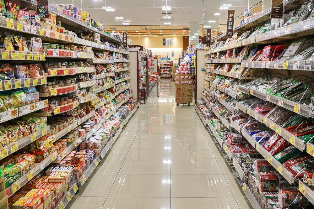 日本超市LIFE|チラシ東大阪長田店:大型超市應有盡有,水果、生魚片、壽司、炸物、烤物,晚餐這裡搞定也行!! @緹雅瑪 美食旅遊趣