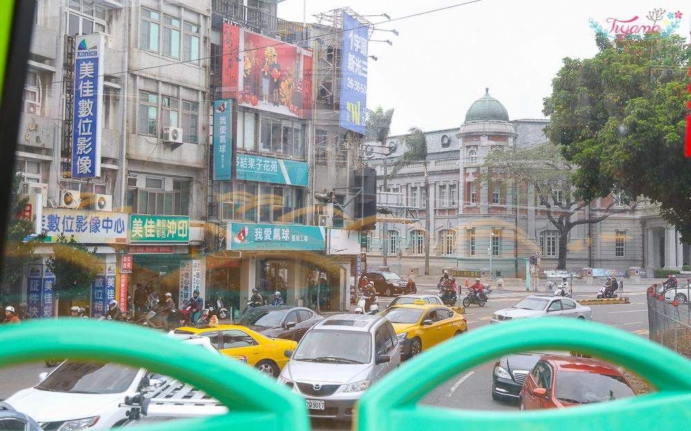 臺南雙層巴士|台南雙層巴士半日遊:樂遊台南新玩法 景點美食行程一次搞定! @緹雅瑪 美食旅遊趣