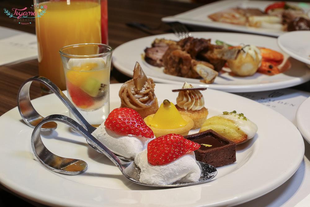 宜蘭悅川酒店Buffet餐廳|羅琳西餐廳:中西式自助式餐,多元化異國料理饗宴 @緹雅瑪 美食旅遊趣