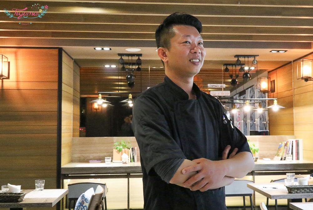 台南餐酒館|長悅Chef Table Food & Wine:新店面.全新感受,精緻無菜單料理|春季饗宴 @緹雅瑪 美食旅遊趣