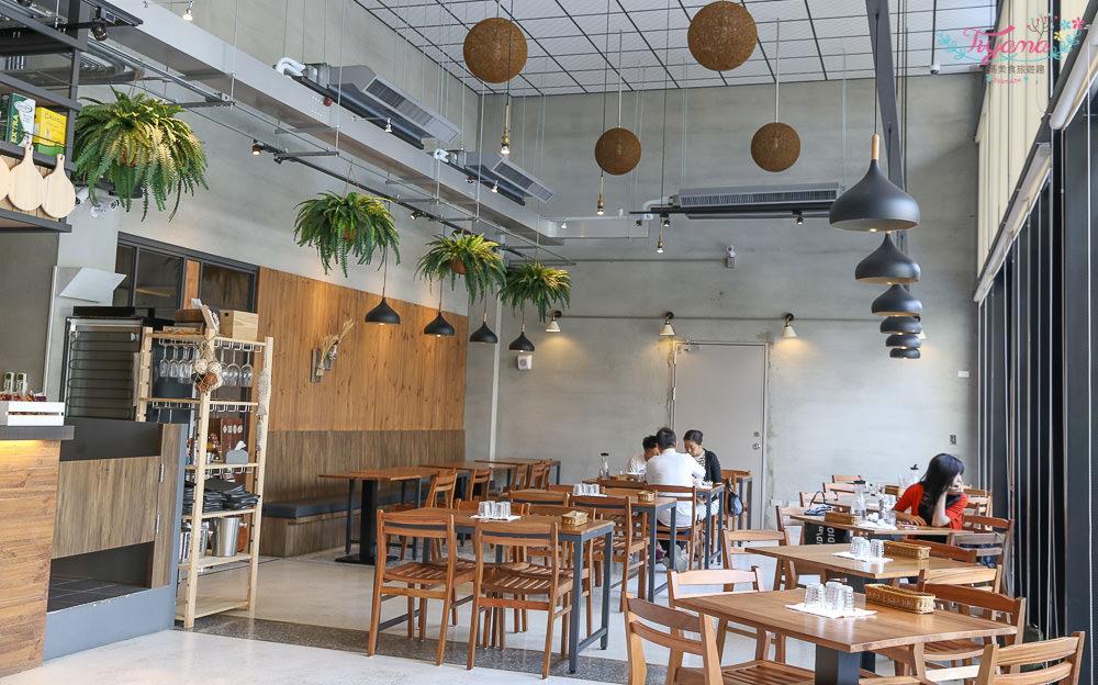 台南義大利麵|Dor,留 手工義大利麵 友愛店:清新空氣感餐廳,品味手感有溫度的義大利麵料理|UIJ Hotel & Hostel @緹雅瑪 美食旅遊趣