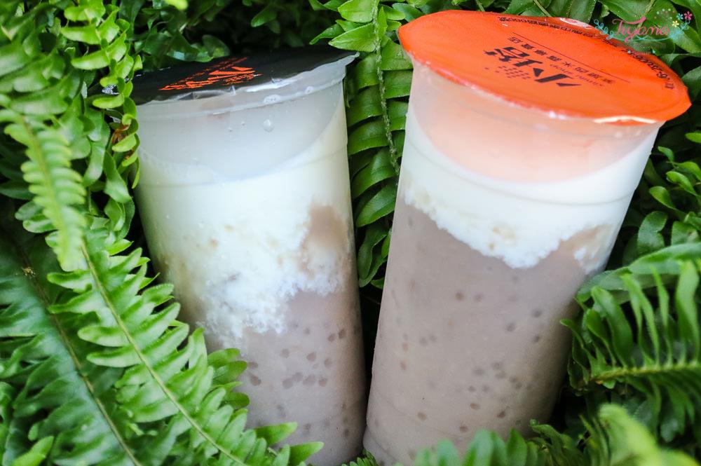 芋頭控必喝,超濃稠芋頭西米露|台南小塔。芋頭西米露專賣店 @緹雅瑪 美食旅遊趣