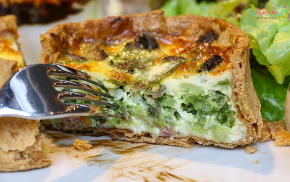 台南早午餐|Corridor Café:安平質感咖啡館,棉花糖天空&鹹派早午餐 @緹雅瑪 美食旅遊趣