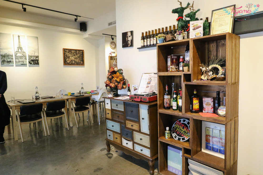 台南義式餐酒館|X Dining 艾克斯:成大商圈22巷質感餐廳,平日限定商業排餐精緻實惠~ @緹雅瑪 美食旅遊趣