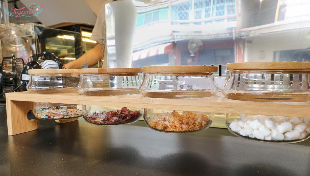 大佛雞蛋糕|台灣惠蓀咖啡 審計店,可愛吸睛的大頭佛~ @緹雅瑪 美食旅遊趣