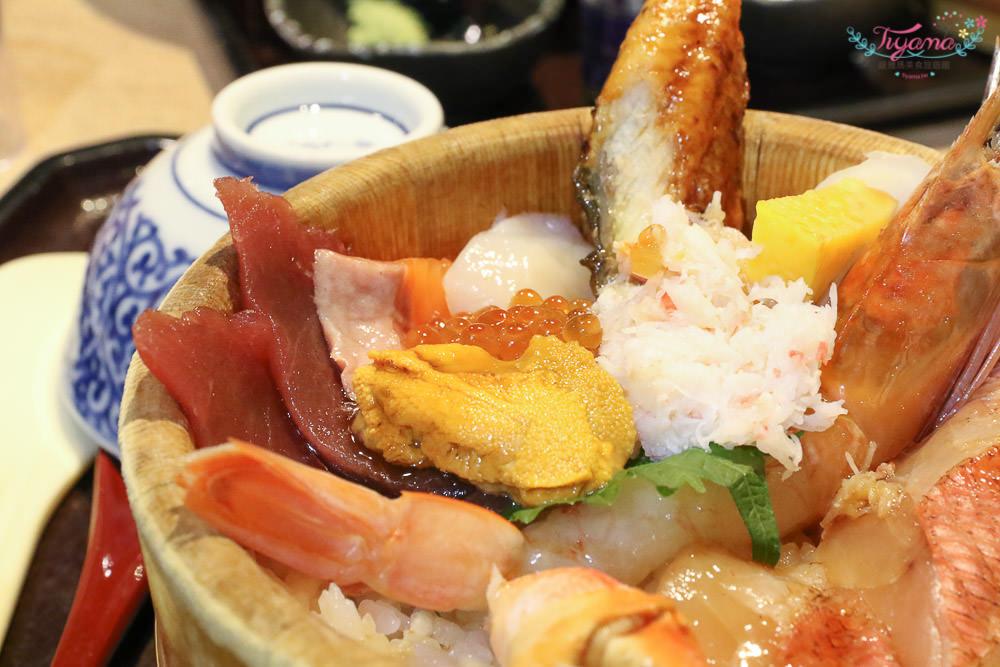 京都澎湃海鮮丼|四六時中 Yodobashi The Dining:海鮮丼.定食~一飯三吃 @緹雅瑪 美食旅遊趣
