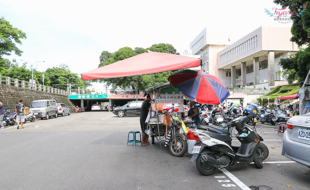 台南公園黑輪攤 無名黑輪:在地飄香30幾年,市立圖書館停車場 @緹雅瑪 美食旅遊趣