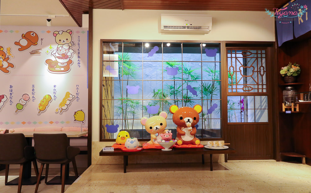 台南拉拉熊茶屋,療癒系拉拉熊主題餐廳來台南囉!餐點環境可愛到爆炸… @緹雅瑪 美食旅遊趣