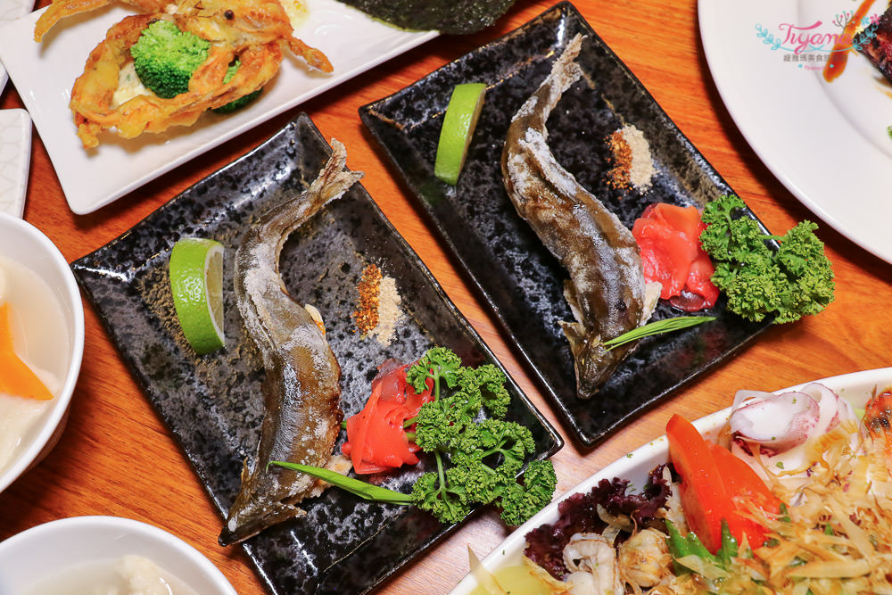 台南無菜單料理~麥樂比而 永華餐酒館,客製化精緻美食饗宴 @緹雅瑪 美食旅遊趣