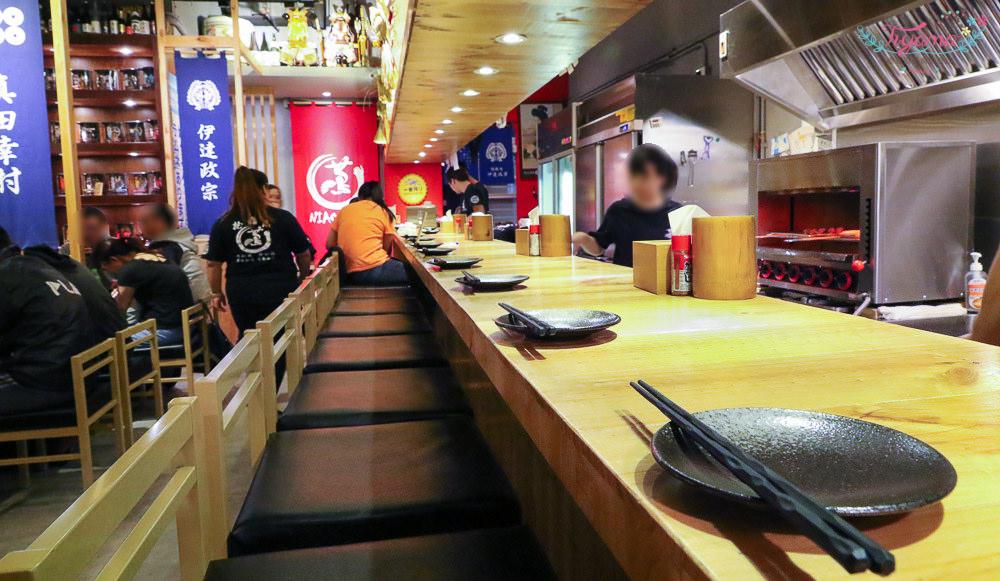 淡水串燒|蔦燒日式居酒屋|淡水新市店:精緻平價串烤~武士主題日式居酒屋 @緹雅瑪 美食旅遊趣