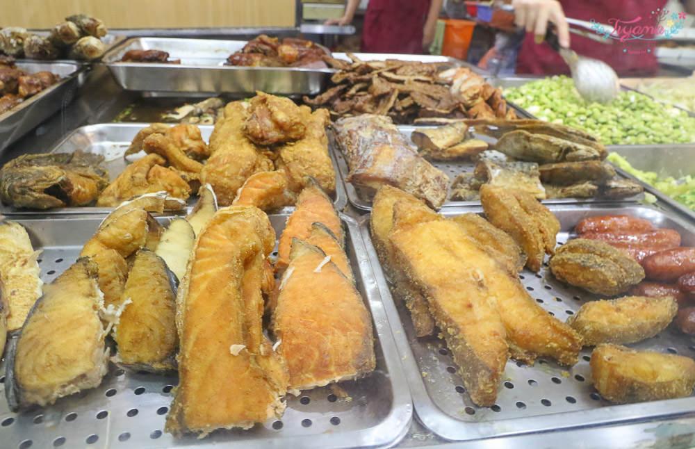 台南便當~永吉便當|永吉經濟快餐:用餐時段滿滿人潮,歷久不衰高人氣便當店 @緹雅瑪 美食旅遊趣