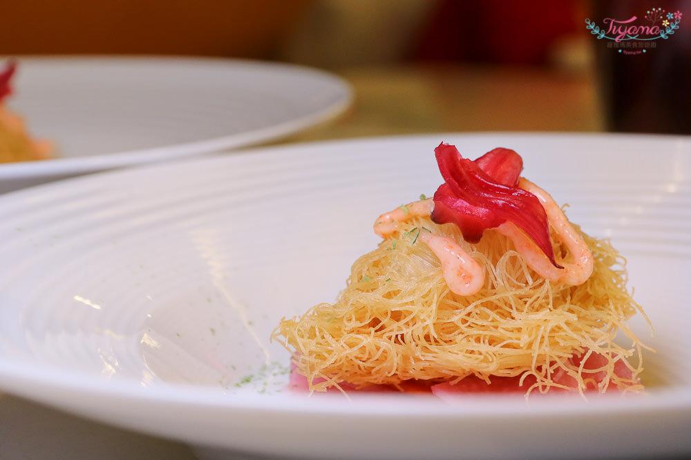 宜蘭無菜單料理|有朋會館晚餐~2018尋味料理 秋季菜單,山間裡的美食饗宴 @緹雅瑪 美食旅遊趣