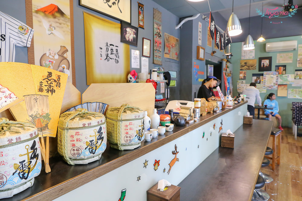 台南丼飯 天滿橋洋食專賣店:味噌湯.小菜.日式麥茶無限供應~自助點餐機好吃又好玩 @緹雅瑪 美食旅遊趣