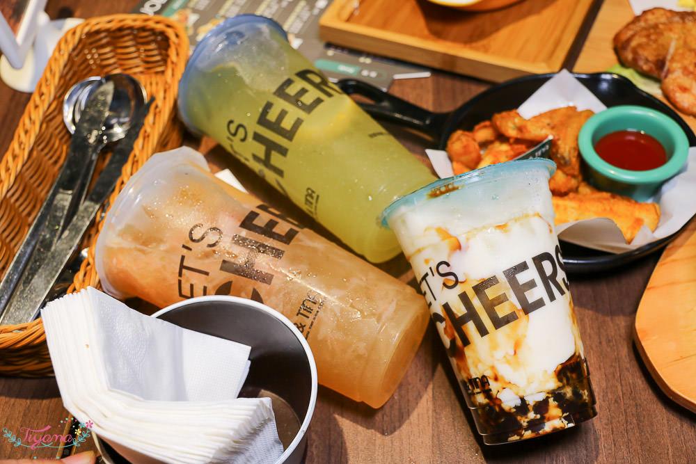 嘉義美食 JOE&TINA:現代復古風輕食餐廳,聚餐下午茶好選擇!! @緹雅瑪 美食旅遊趣