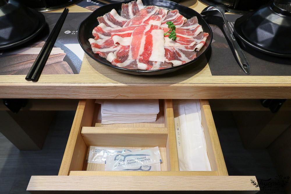 台南火鍋|小旬湯-樂農·鑄鐵鍋 文平店:浮誇肉肉圈鍋,食肉控必吃!! @緹雅瑪 美食旅遊趣