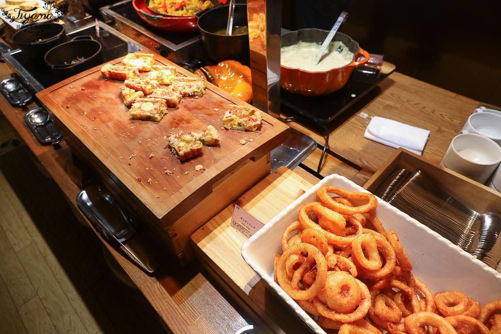 YY grill鐵板燒烤主餐+Buffet晚餐~星野集團 RISONARE 山梨八岳 @緹雅瑪 美食旅遊趣