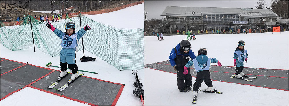 日本滑雪親子渡假村|星野集團 RISONARE 山梨八岳攻略,最新迷你滑雪道&il mare森林兒童戲水區 @緹雅瑪 美食旅遊趣