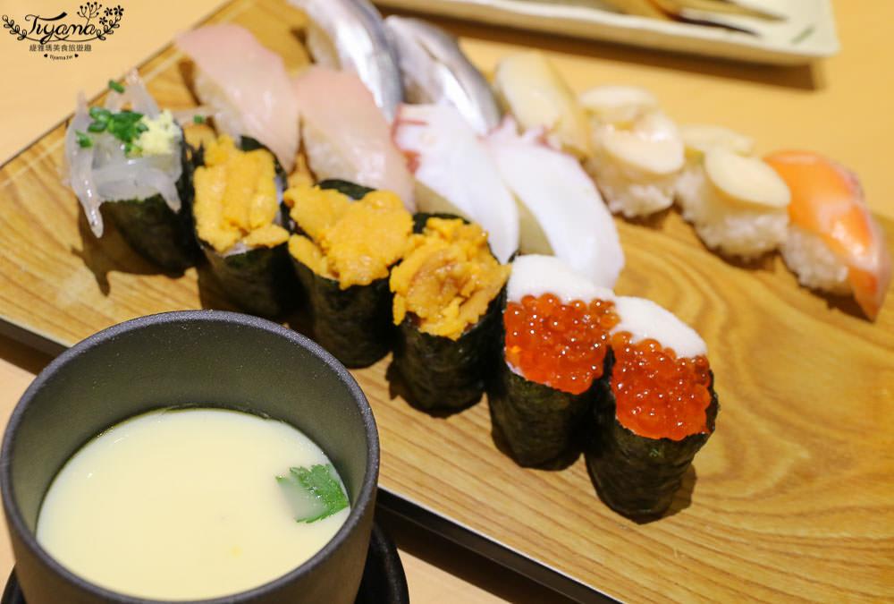 東京壽司吃到飽「雛鮨」60種高檔壽司任你食~高CP值人氣名店,沒預約容易撲空!! @緹雅瑪 美食旅遊趣