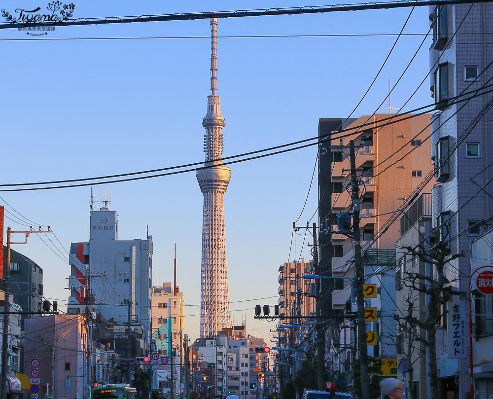 東京清綠園ONE Minowa:全新公寓式飯店,近淺草寺、晴空塔 @緹雅瑪 美食旅遊趣