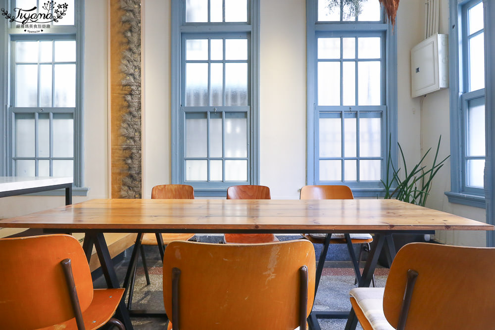 台南網美餐廳|熨斗目花珈琲珈哩 cafe wudao~讓妳一秒氣質大加分,老屋品味質感餐點&文青下午茶! @緹雅瑪 美食旅遊趣
