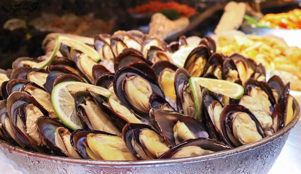 宜蘭海鮮自助餐廳,Buffet精緻吃到飽~La Terra樂沛西餐廳 |中天溫泉渡假飯店2樓 @緹雅瑪 美食旅遊趣
