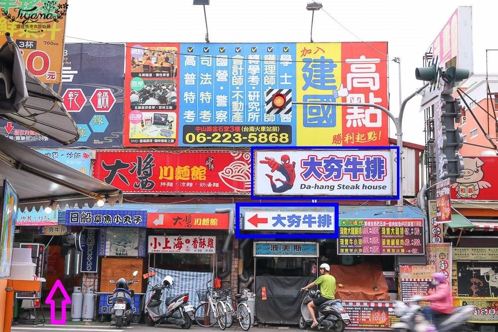台南成大美食|大夯牛排~復仇者聯盟主題牛排館,超平價大塊牛排,爽爽吃!! @緹雅瑪 美食旅遊趣
