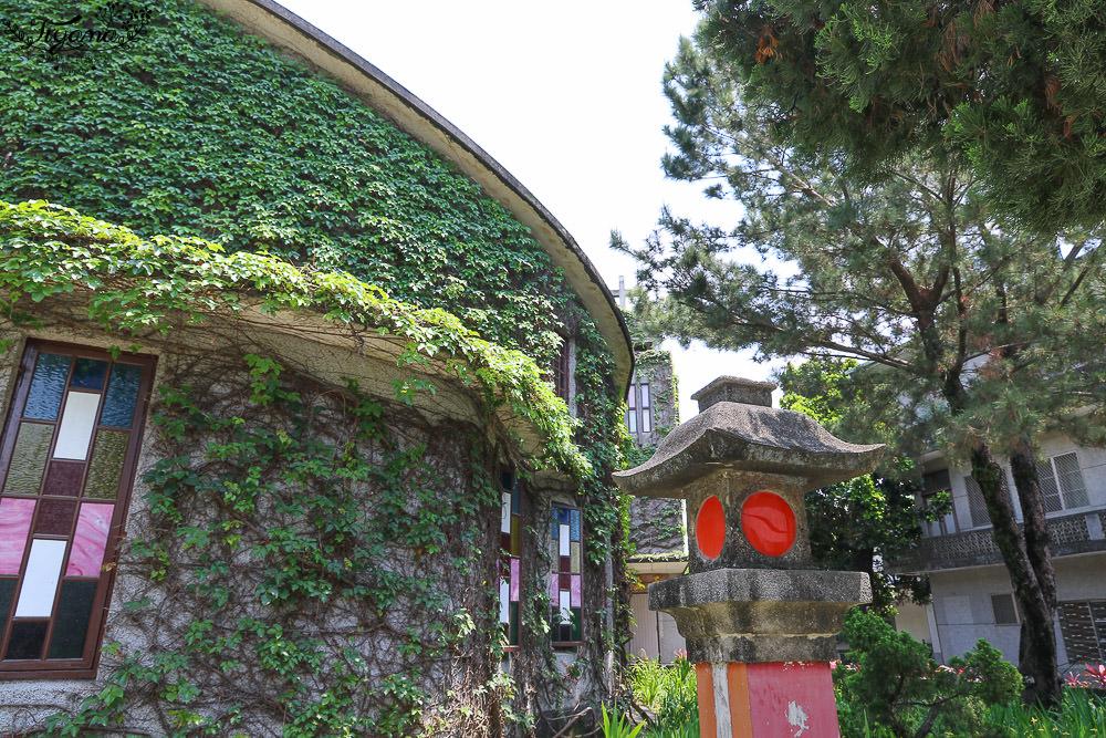 花蓮景點~新城天主堂,天主教與日本神社共存+文青書店咖啡 練習曲書店 @緹雅瑪 美食旅遊趣