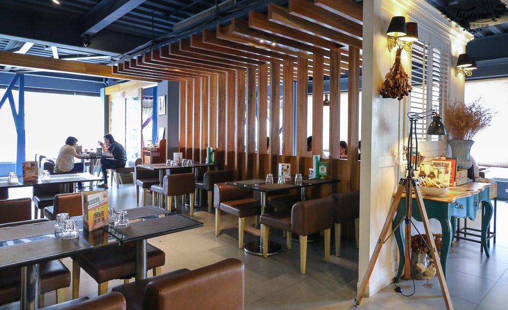 台南義大利麵.義式餐酒館|亞米亞米義大利麵專賣店,正統拿坡里窯烤披薩 @緹雅瑪 美食旅遊趣