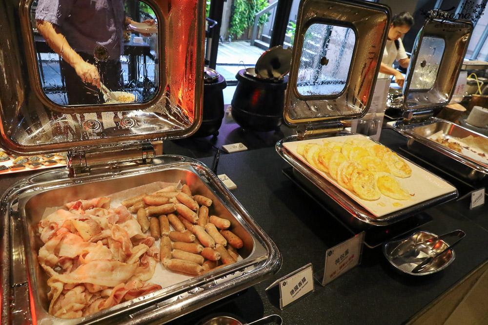 嘉義觀止Hotel.燒肉觀止,一泊三食方案,來趟嘉義美食之旅吧! @緹雅瑪 美食旅遊趣