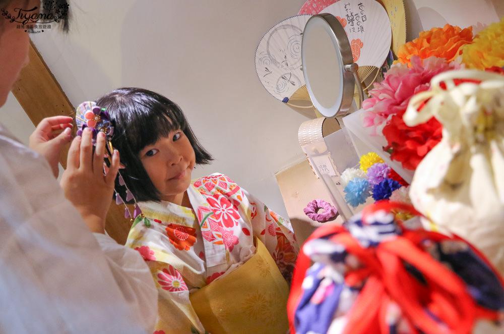 嘉義和服體驗|昭和十八 J18 -嘉義市史蹟資料館,一秒到日本和服體驗,射日塔對面是咖啡廳也是神社 @緹雅瑪 美食旅遊趣
