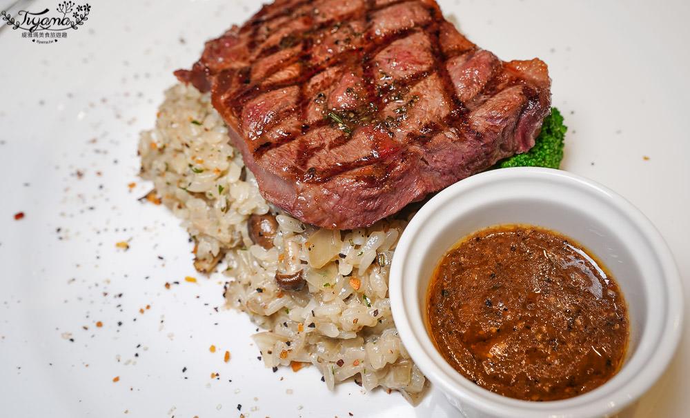 嘉義牛排|英倫時尚風牛排館:瀧厚炙燒熟成牛排,一秒置身歐洲品味高級熟成牛排! @緹雅瑪 美食旅遊趣
