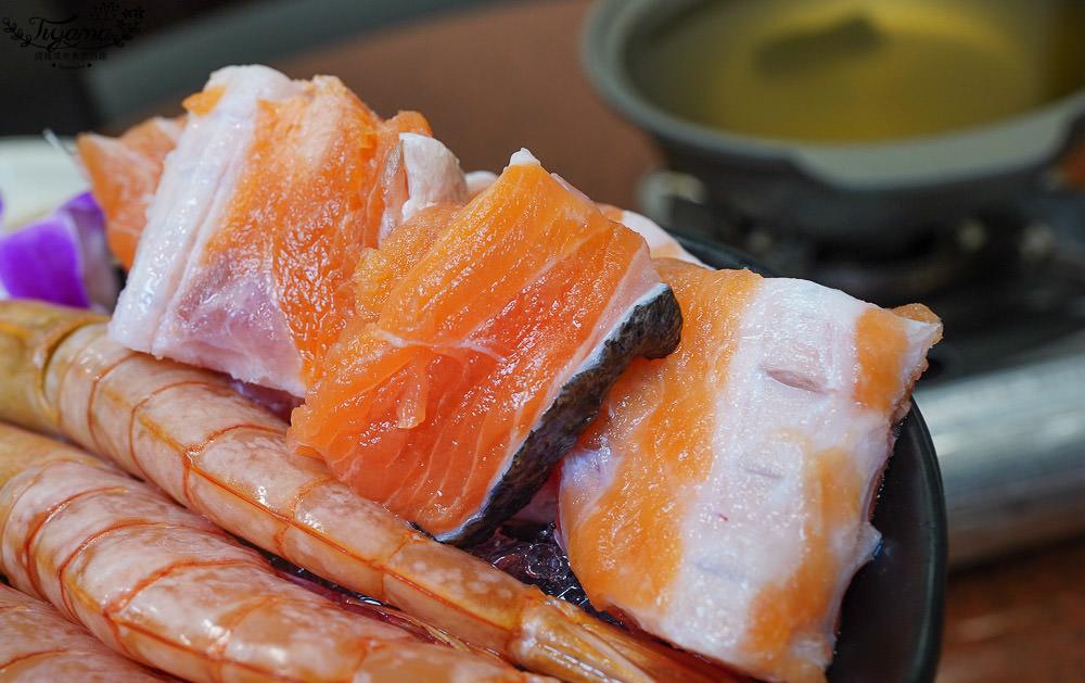 嘉義日式料理|三船の鰻丼:人氣蒲燒鰻魚丼、鮮魚料理、天使紅蝦鍋… @緹雅瑪 美食旅遊趣