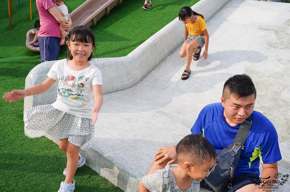 超酷屏東親子公園,屏東和平公園:飛翔滑軌、戲水玩沙、攀爬樹屋,多款溜滑梯鞦韆,玩樂放電趣! @緹雅瑪 美食旅遊趣