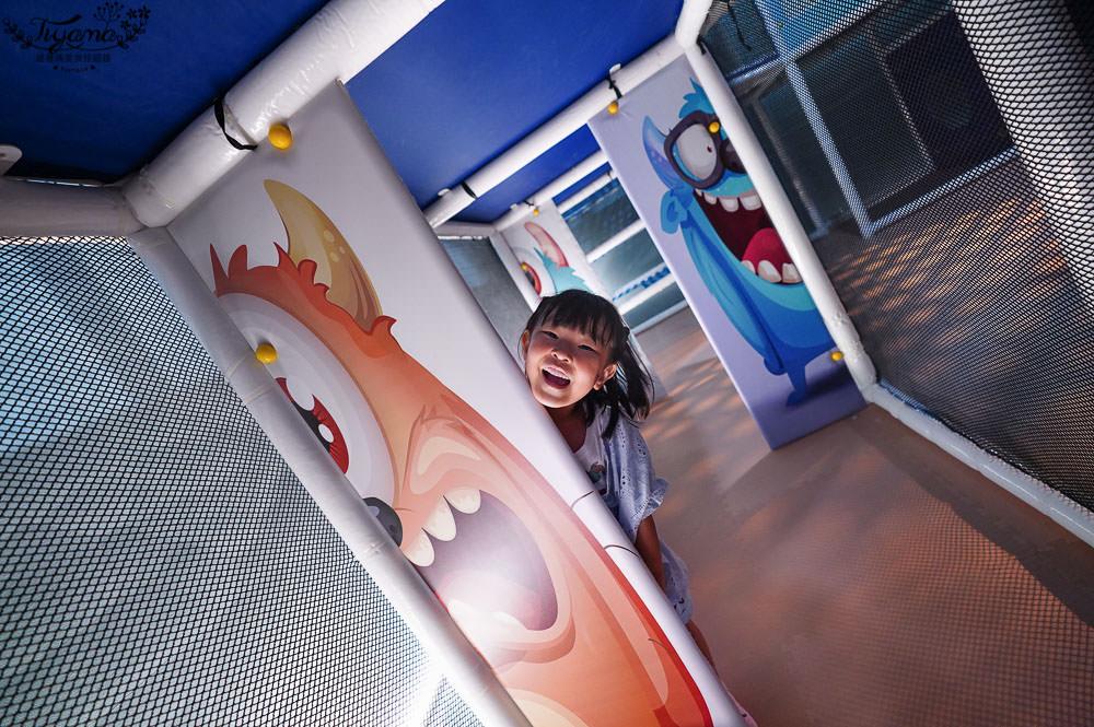 高雄親子樂園&室內遊樂園,快樂爬爬客 高雄悦誠店,爬爬客樂園+HAPPY100電玩遊戲館 @緹雅瑪 美食旅遊趣