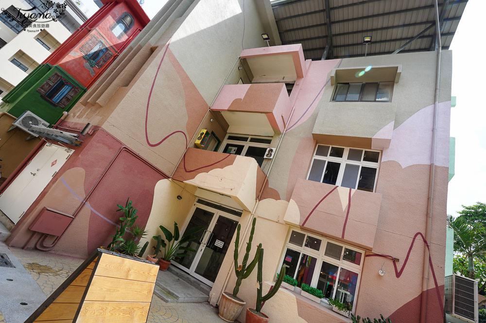 屏東職人町|Akau Coffee 猻物咖啡,純白個性風~職人町內的職人咖啡 @緹雅瑪 美食旅遊趣