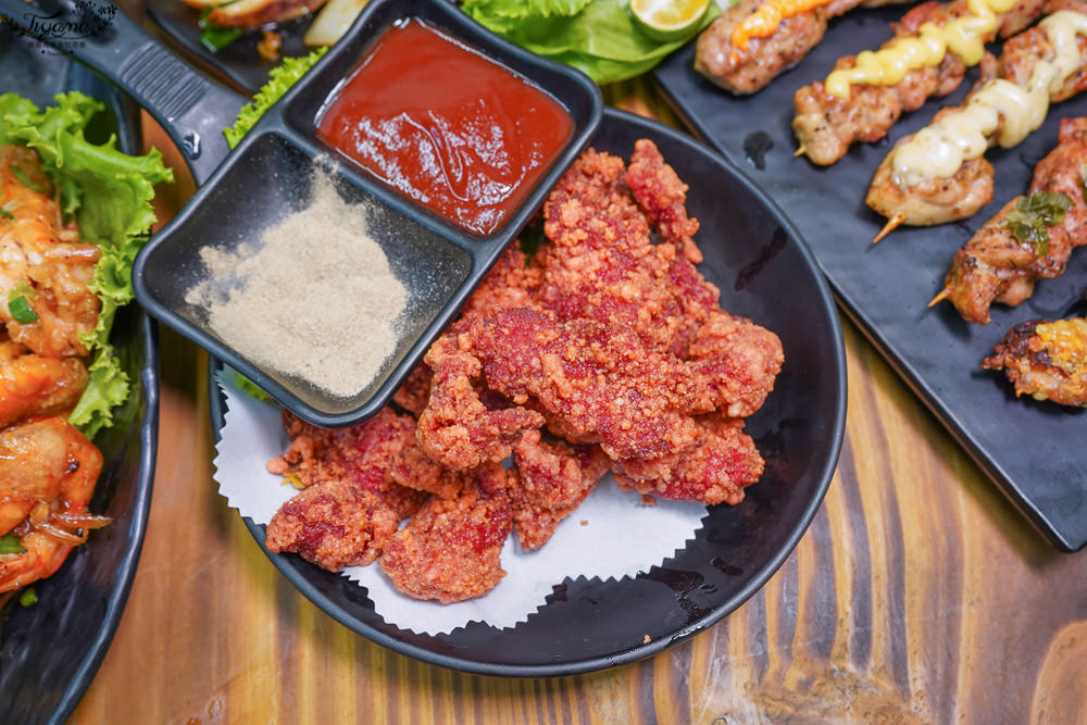 嘉義宵夜就愛這味!!08烤鶴了,高人氣台式串燒熱炒店 @緹雅瑪 美食旅遊趣