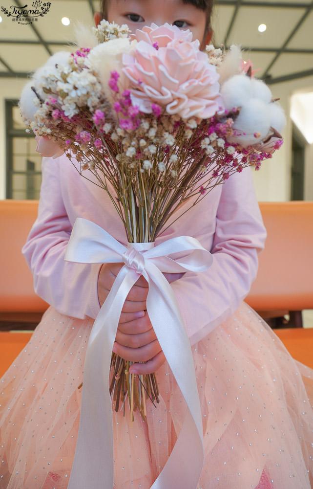 新娘捧花推薦~小薇花藝工坊,新竹乾燥花&不凋花花束,宅配到府好方便! @緹雅瑪 美食旅遊趣