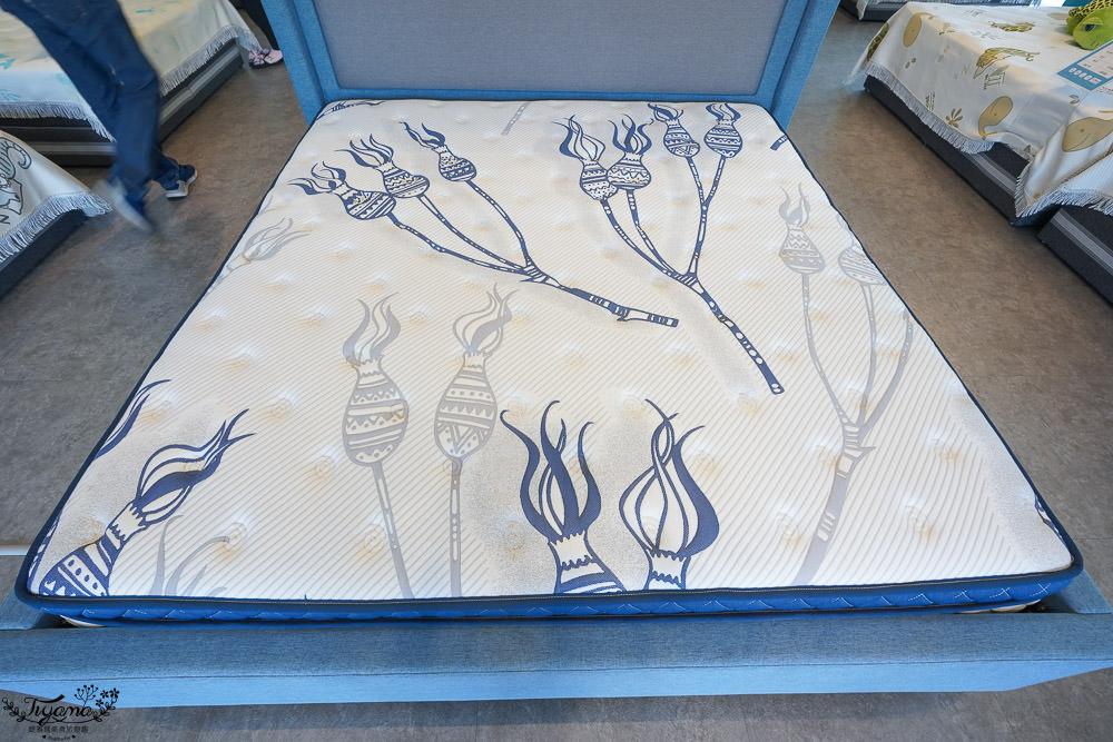 睡覺達人維塔小姐|台中無人床墊體驗館,下單才製作,全新床墊一週送到家! @緹雅瑪 美食旅遊趣