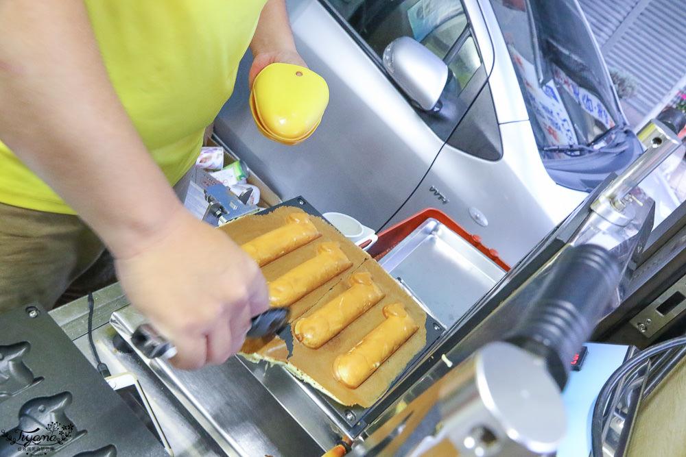嘉義雞蛋糕,犬行燒。 烤蛋糕專賣店,可愛天然萌呆!臘腸狗造型燒果子小甜點 @緹雅瑪 美食旅遊趣