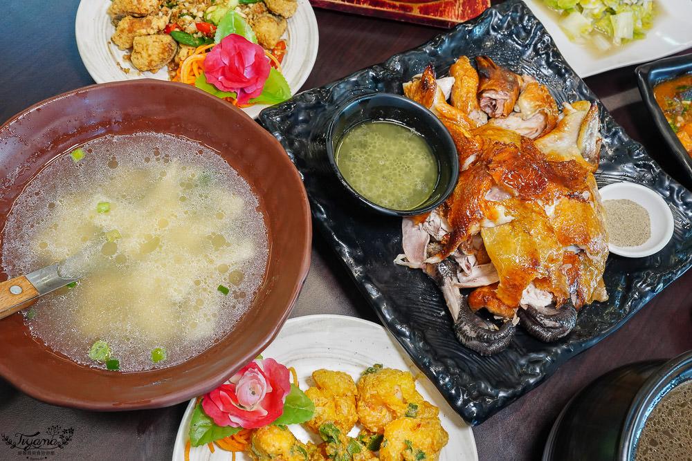 台南關子嶺甕仔雞,品軒香正土雞甕仔雞,美味平價經濟台菜!! @緹雅瑪 美食旅遊趣