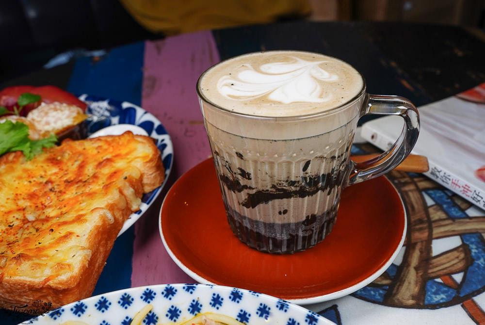 台南文青老屋咖啡,卡加米亞 早午餐.外帶咖啡,優雅享受午茶時光 @緹雅瑪 美食旅遊趣