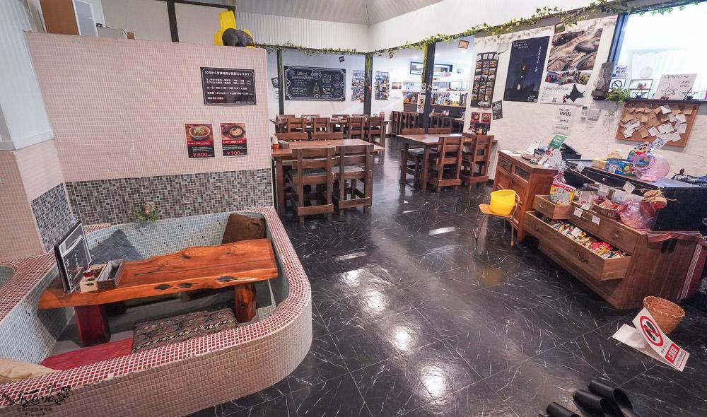 北海道深度之旅,SENTŌ青年旅店,住宿結合八雲町在地體驗,扇貝船體驗,干貝刺身現開現吃! @緹雅瑪 美食旅遊趣