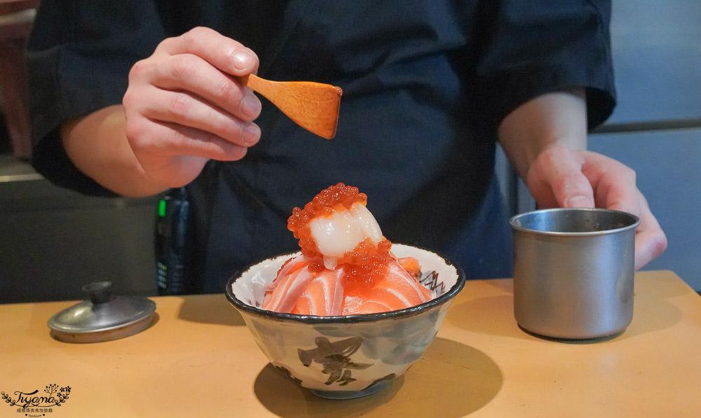 八十八丼|高雄日式料理,多達42道精緻丼飯套餐,超浮誇干貝親子丼!! @緹雅瑪 美食旅遊趣