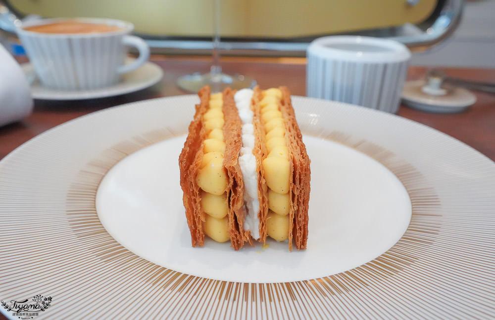LV咖啡廳|大阪Le Café V,全球首間LV迷必朝聖的時尚下午茶(完整菜單) @緹雅瑪 美食旅遊趣