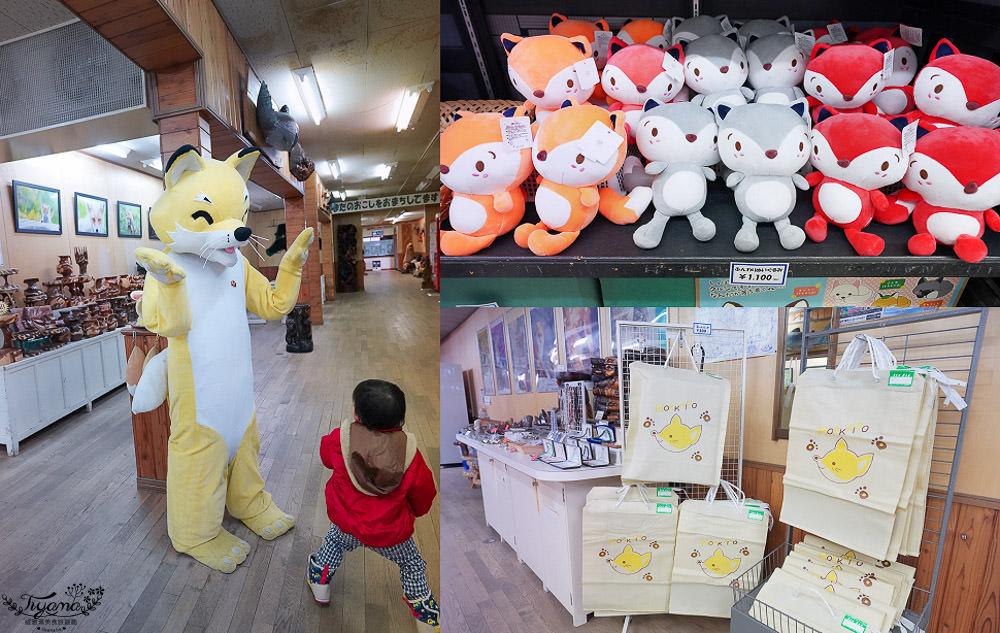北海道狐狸牧場|北見景點:北見狐狸牧場&北國大地水族館 @緹雅瑪 美食旅遊趣