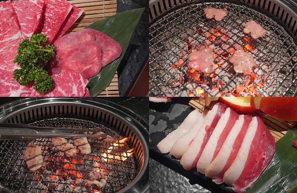 嘉義燒肉,野村燒肉嘉義店:霸氣高人氣豪華餐燒肉+火鍋吃到飽,三種等級品質水準再升級 @緹雅瑪 美食旅遊趣