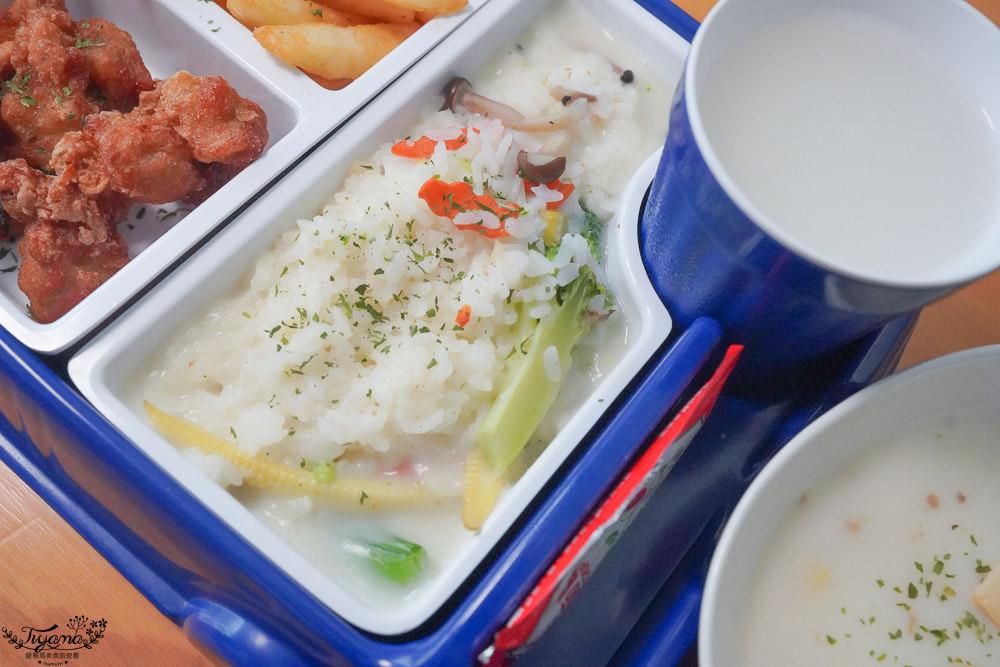 嘉義地中海藍白風主題&親子友善餐廳,努逗風味館嘉義店 @緹雅瑪 美食旅遊趣